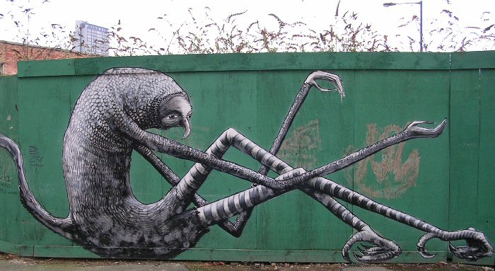 Artwork by Phlegm - 7 January 2013